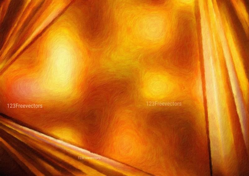 Dark Orange Grunge Background Texture Image