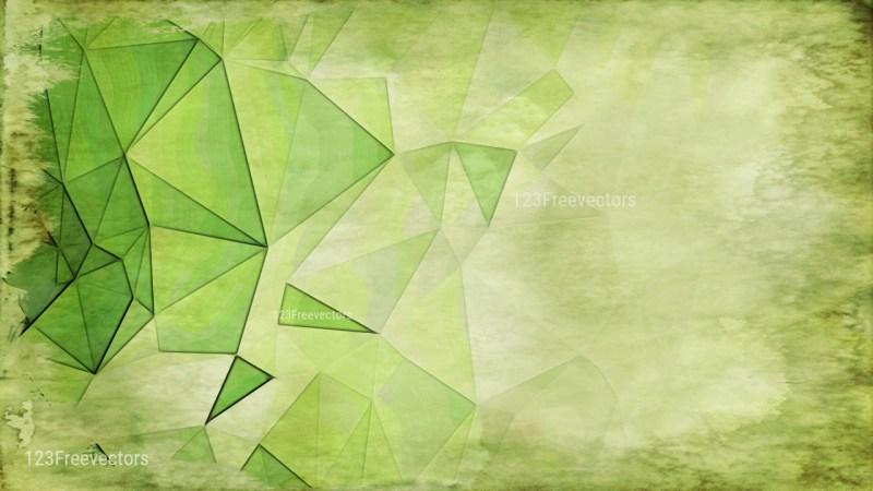 Green and Beige Grunge Texture Background