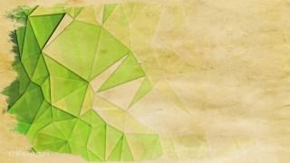 Green and Beige Grunge Background Texture