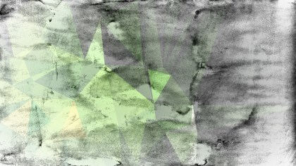 Green and Grey Dirty Grunge Texture Background Image