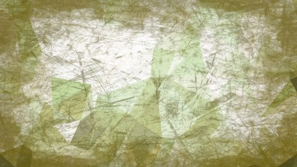 Green and White Grunge Background Texture