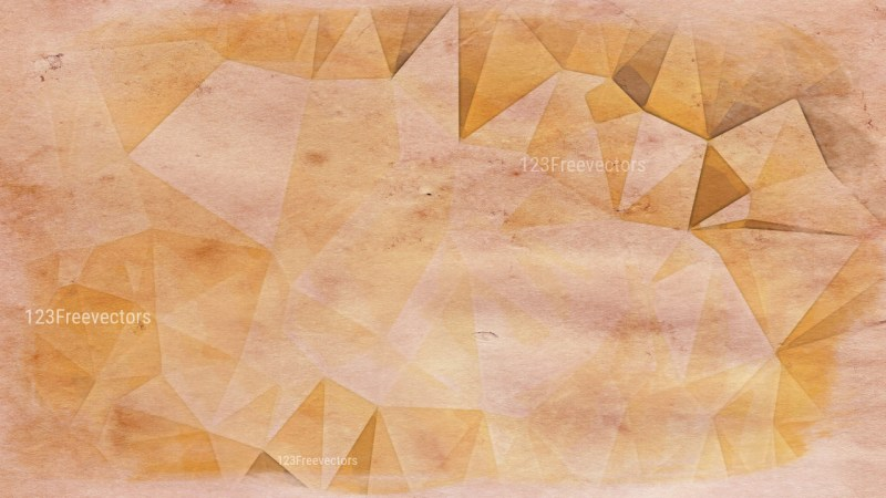 Light Orange Grunge Background Texture