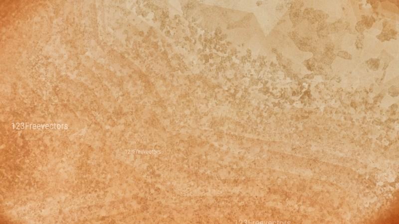 Light Orange Grungy Background Image