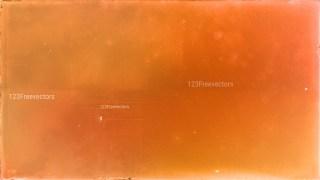 Orange Grunge Background Image