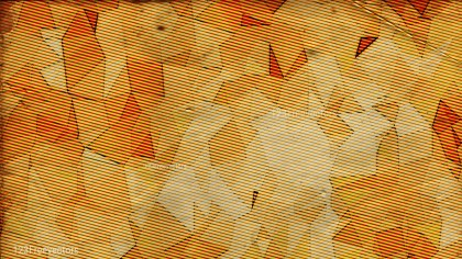 Orange and Beige Grunge Background