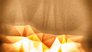 Orange and Brown Grungy Background