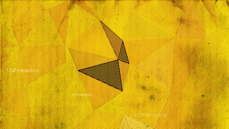 Orange and Yellow Textured Background
