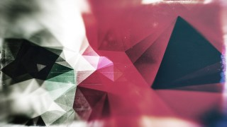 Pink Green and White Grunge Background Image