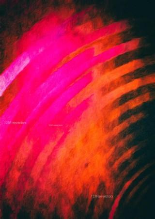 Pink Orange and Black Grunge Texture Background