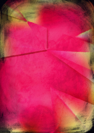 Pink Yellow and Black Background Texture Image