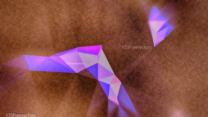 Purple Brown and Blue Textured Background