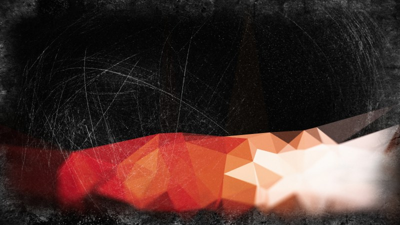 Red Brown and Black Grunge Background Image