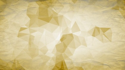White and Gold Background Texture Image
