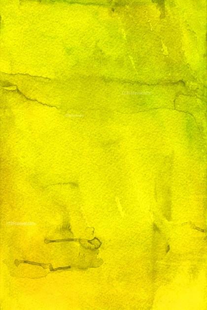 Yellow Textured Background