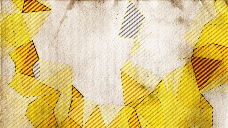 Yellow and Beige Grunge Background