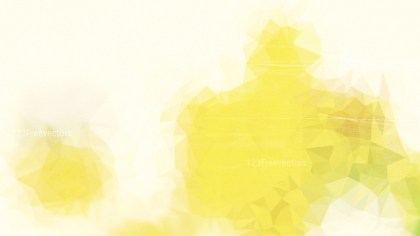 Yellow and White Grunge Background Texture