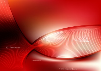 Abstract Beige and Red Background