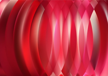 Abstract Shiny Beige Pink and Red Background Vector Image