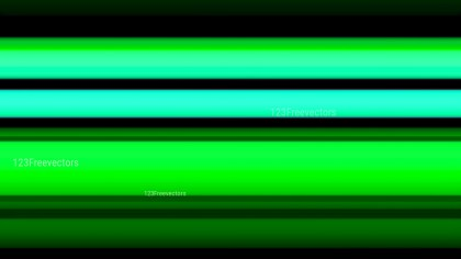 Abstract Black Blue and Green Stripes Background