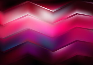 Abstract Shiny Black Pink and Blue Background