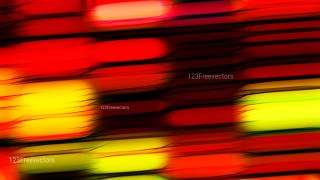 Black Red and Yellow Abstract Background