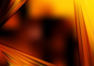 Abstract Shiny Black Red and Yellow Background