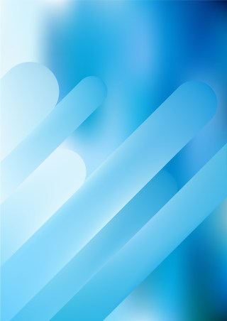 Abstract Blue and White Background Illustrator
