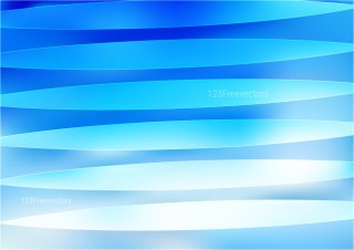Abstract Blue and White Background Graphic