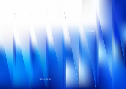 Shiny Abstract Blue and White Background