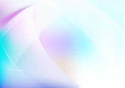 Abstract Shiny Blue Purple and White Background