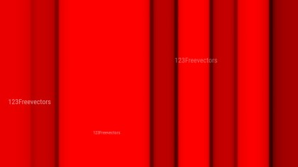 Abstract Bright Red Stripes Background Image