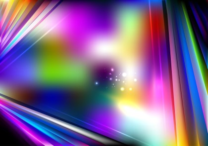 Abstract Shiny Colorful Background Image