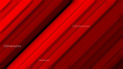 Cool Red Abstract Background Image
