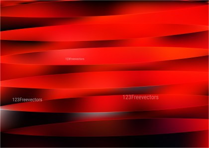 Abstract Shiny Cool Red Background Vector Image