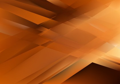 Abstract Dark Orange Background Image