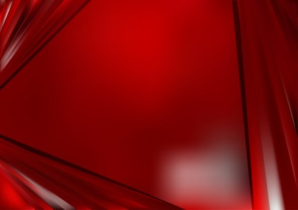 Shiny Abstract Dark Red Background