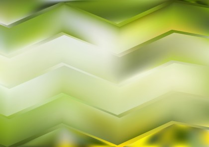 Abstract Shiny Green and White Background Vector Graphic