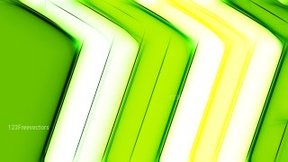 Green Yellow and White Abstract Background