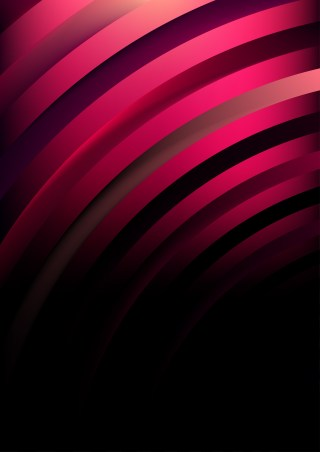 Abstract Pink and Black Background Graphic