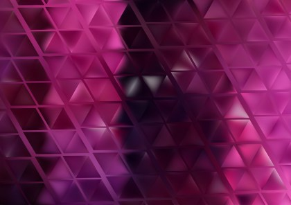 Abstract Shiny Pink and Black Background Vector Image