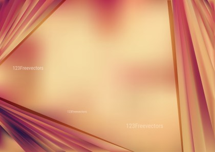 Shiny Abstract Pink and Brown Background