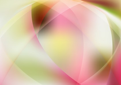 Abstract Shiny Pink Green and White Background Image