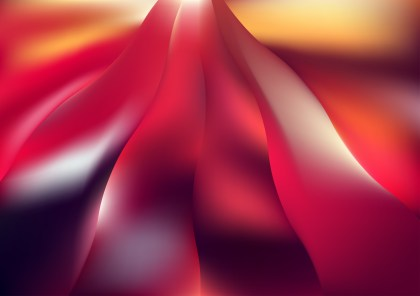 Abstract Shiny Pink Orange and Black Background