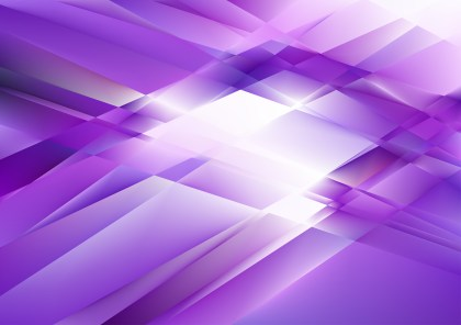 Shiny Abstract Purple and White Background