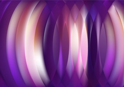 Shiny Abstract Purple and White Background Image