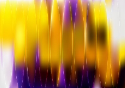 Shiny Abstract Purple Yellow and White Background Vector Image