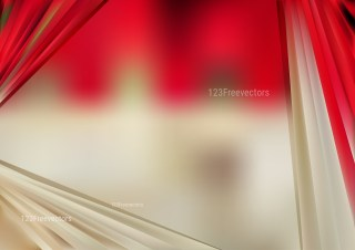 Abstract Red and Brown Background