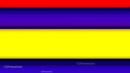 Abstract Red Yellow and Blue Stripes Background Graphic