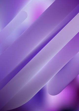 Abstract Shiny Violet Background Illustration
