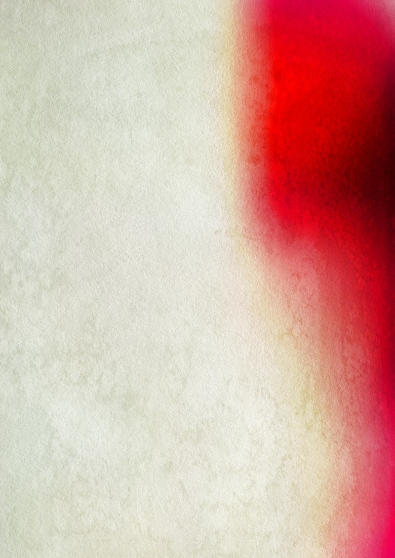 Beige and Red Watercolor Background Design Image